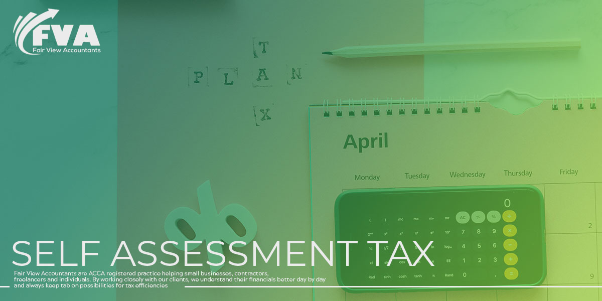 Self Assessment Tax