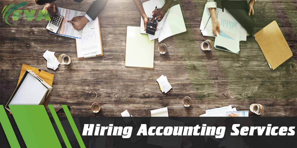 Advantages of hiring accounting services