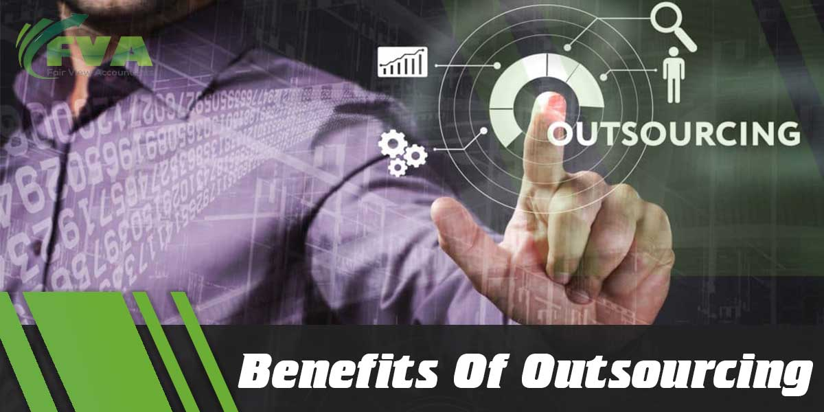 Benefits of outsourcing bookkeeping and payroll