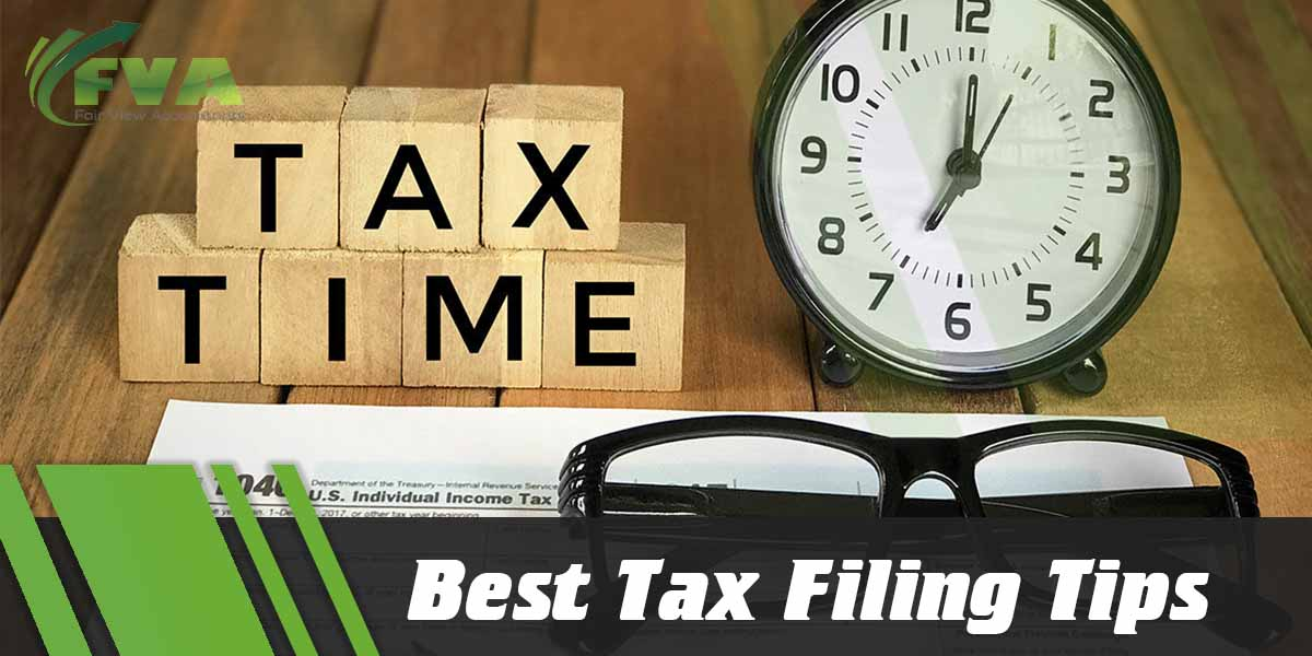 Best tax return filing tips