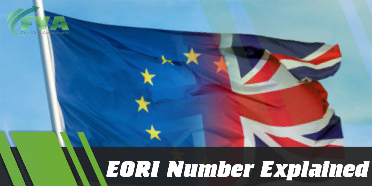 EORI number explained by an Accountancy firm Watford
