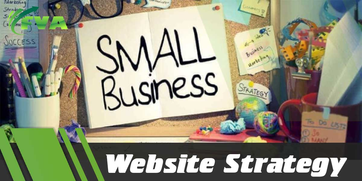 Website strategy for Small Businesses
