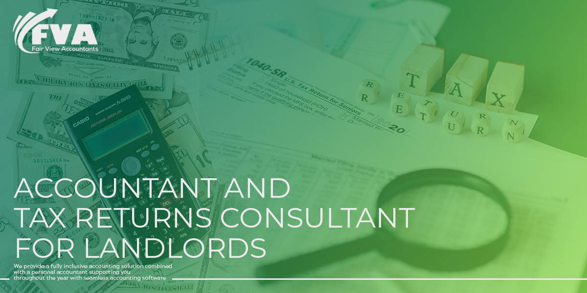 Accountant and Tax Returns Consultant for Landlords